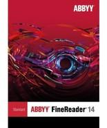 ABBYY FineReader 14 Standard -1 PC License - $189.95