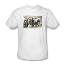 The Breakfast Club T-shirt Free Shipping 80's movie cotton white tee UNI559 image 2