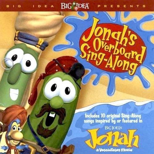 VeggieTales: Jonah's Overboard Sing-Along by VeggieTales (CD, Jan-2003, Big Idea