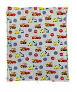 Disney Cars Lightning McQueen Mater Blue Baby Blanket Lovey Disney Babies  - $29.69