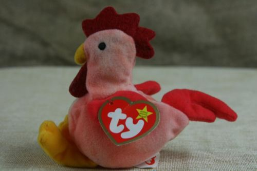 6a836db2ef9 TY Beanie Babies Strut The Rooster Mini Ty and 50 similar items. 12