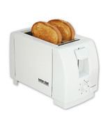 Better Chef Two Slice Toaster in White - $44.04