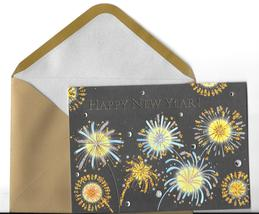 Niquea.d New Year's Day holiday silver gold fireworks party 8 boxed set E - $29.77