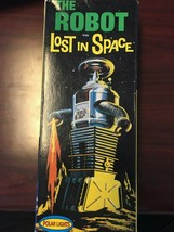 Polar Lights 1997 The Robot from Lost in Space Model Kit ==BOX ONLY== - $9.90