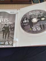 Nintendo Wii The Beatles Rockband image 2