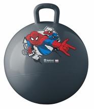 Spiderman Bouncing Ball Toy Hop Preschool Kids Hippety Hoppity Hedstrom... - $24.73