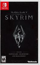 The Elder Scrolls V: Skyrim - Nintendo Switch - $72.38