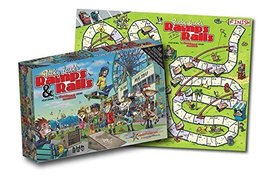 Mindtwister USA Ramps and Rails Board Game - $43.12