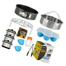7 Pieces Accessories-Set, Instapot Accessory Compatible with Instant Pot... - $40.08