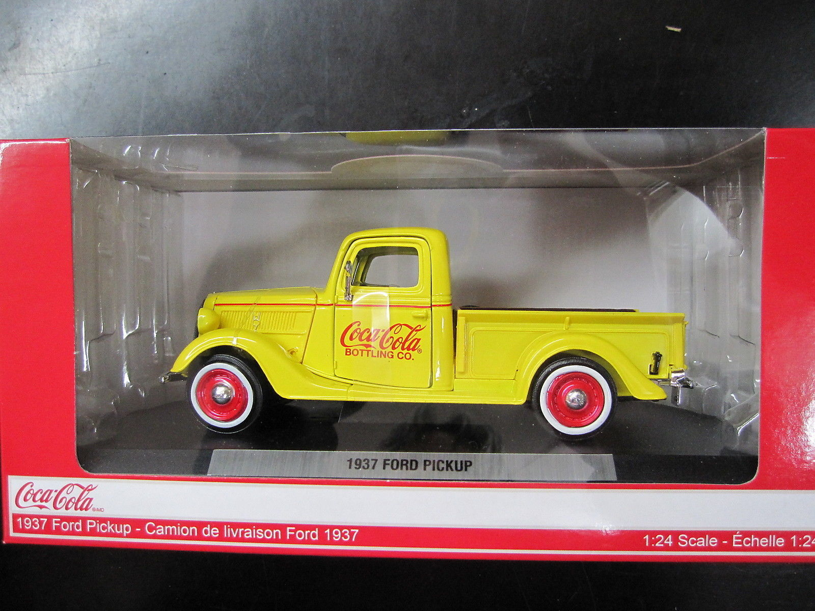 Coca-Cola 1937 Ford Pickup Truck- MIB 1:24 and 21 similar items