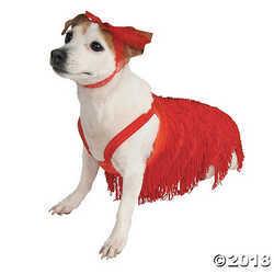 Cat and Dog costume flapper medium
