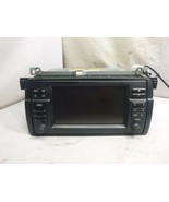 02-06 BMW M3 E46 330 325 328 NAVIGATION Radio Cd 65526971855 PARTS ONLY CP - $99.00