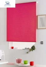 ZB SAI13017518 Store Aitana Rideau Fuchsia 130 x 175 cm  - $76.57