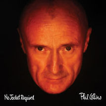 Phil Collins  ( No Jacket Required ) CD - $1.98