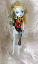 "2008 Mattel Monster High Lagoona Blue 10"" Doll  - Stand Not Included - $7.69"
