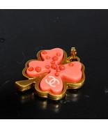Chanel cc Mark Trèfle Collier Haut - $267.44