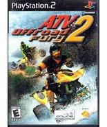 ATV 2 Off Road Fury - Playstation 2 - $10.00