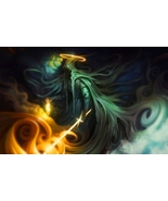 Rajpar the Shamir Djinn – The Gifted Provider – Magick – Might – Shields! - $400.00