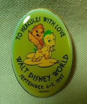 WDCC Walt Disney World 1997 Hercules Event Pin - $20.95