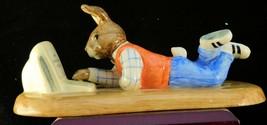 "Royal Doulton Bunnykins Figurine - ""Onlinel"" DB238 - $61.74"