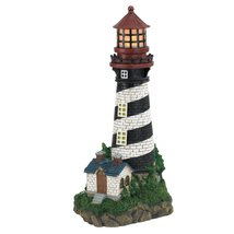 Solar Powered Figurines, Garden Statues And Yard Art, Small Solar Statue... - $50.99