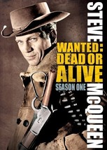 WANTED DEAD OR ALIVE: SEASON 1 - $19.32