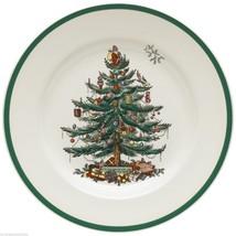 ENGLAND S3324-U SPODE CHRISTMAS TREE DINNER PLATES (S) - $24.74