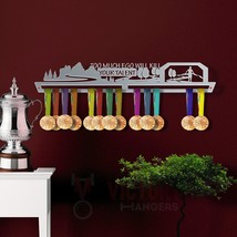 Too Much Ego Will Kill Your Talent Medal Hanger Display - $69.14