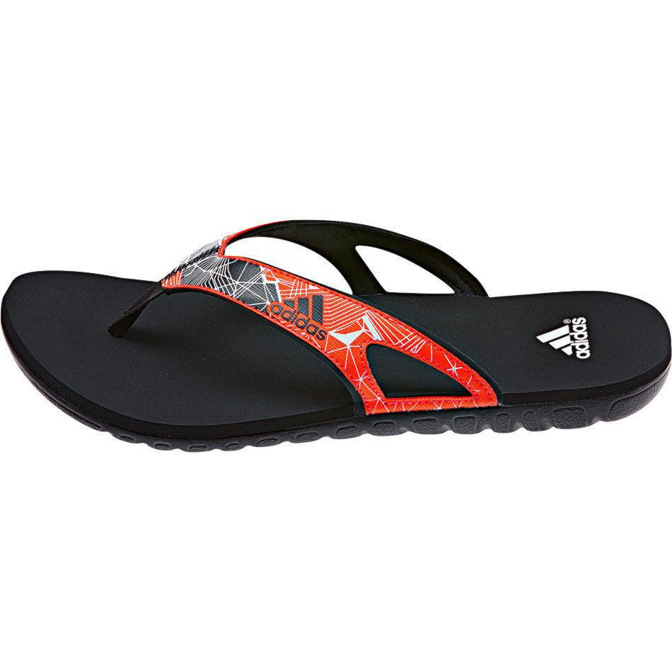 adidas Mens Calo 5 Flip Flops Sandals Pool Beach Shoes Slides image 11