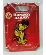 Mickey & Minnie Runaway Railway Disney Pluto Exclusive Trading Pin NEW - $46.74