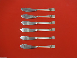 Diadem by Reed & Barton Sterling Silver Trout Knife Set 6pc HHWS  Custom Made - $377.10