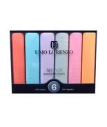 Men's 6 PC Boxed Fancy 100% Cotton Handkerchiefs - $15.99