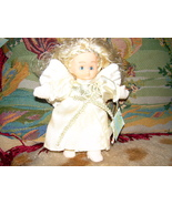 CHRISTMAS HOLIDAYS BEAN ANGEL DOLL ( LOVE) - $60.00