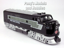 Classic New York Central Train Diecast Metal Scale Model - Black - $14.84
