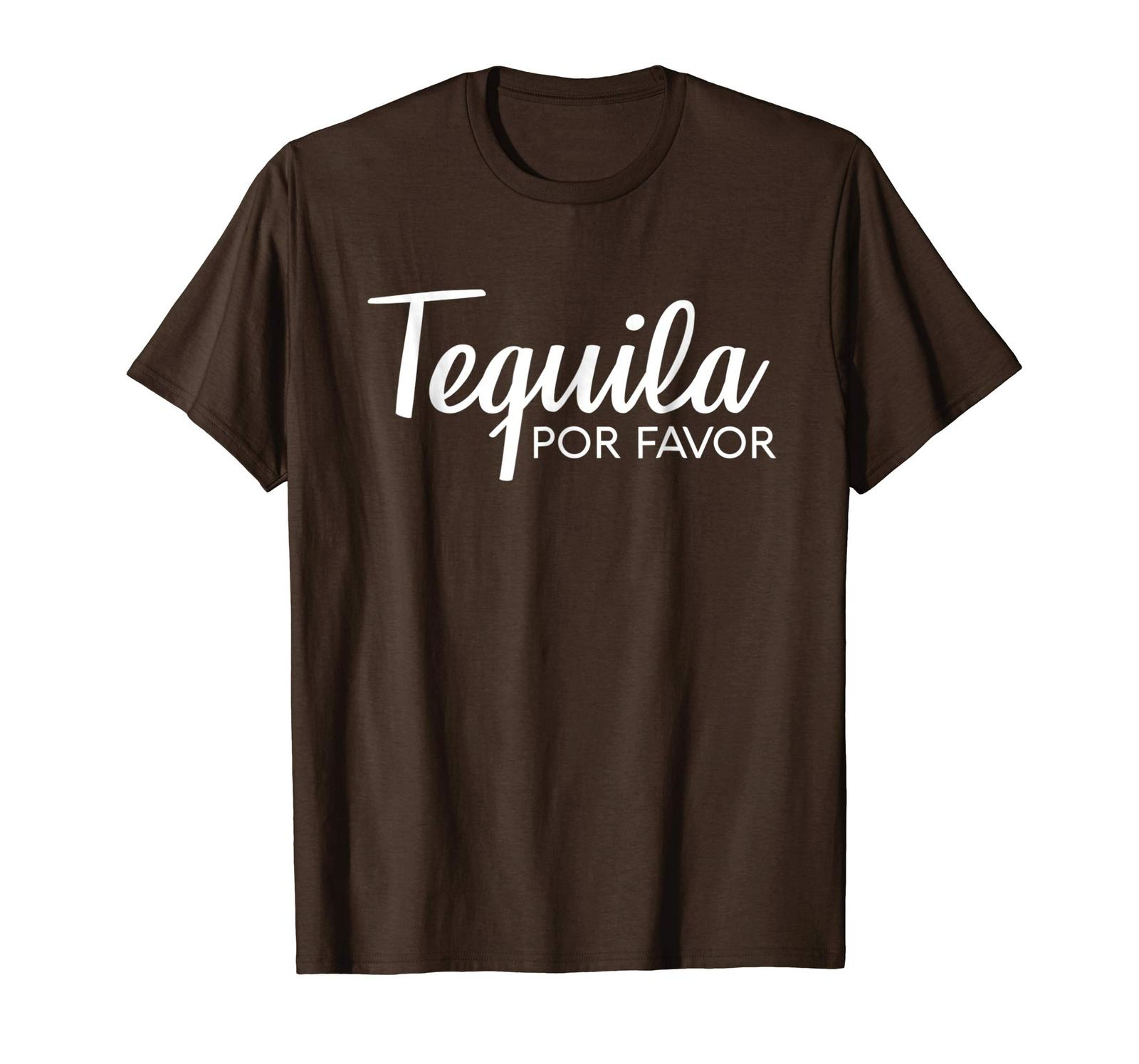 Brother Shirts - TEQUILA POR FAVOR Shirt | Cinco De Mayo Drinking Tee Men