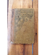 1904 Pinocchio The adventures of a marionette hard cover book - $350.00