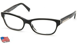 MARC BY MARC JACOBS MMJ 617 KVF BLACK EYEGLASSES FRAME 52-15-140mm B33mm - $49.49