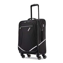 American Tourister Re-Flexx Expandable Softside Carry On Luggage with Sp... - $95.77