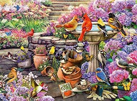 Buffalo Games - Hautman Brothers - Spring Clean Up - 1000 Piece Jigsaw Puzzle - $10.41