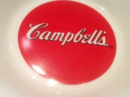9 CAMPBELL SOUP BOWLS ARCOPAL FRANCE GOOD FOR THE BODY GOOD FOR THE SOUL NICE image 2
