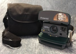 Polaroid One Step Express 600 Close Up Green Ca... - $19.58