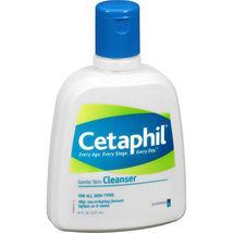 Cetaphil For All Skin Types Gentle Skin Cleanser, 8 fl oz - $8.91