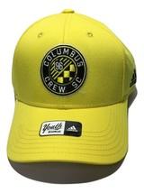 Adidas Columbus Crew SC Hat - Youth - Yellow 96 - $14.54