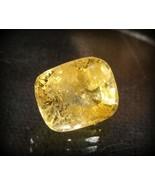 Yellow Sapphire - 3 Carats - Ceylonese - Lab Certified - $272.25