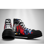 cowboy bebop Canvas Sneakers Shoes - $29.99