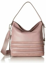 New Fossil Women's Maya Small Leather Hobo Bag Variety Colors - $158.39