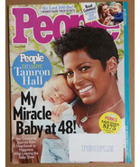 People Magazine (June 3, 2019) Tamron Hall, My Miracle Baby at 48 - $5.00