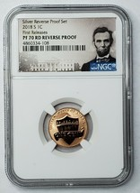 2018 S Lincoln Cent PF 70 NGC PF70 Coin ReVeRSe Proof First Release SKU C29