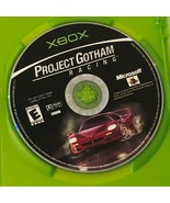 Xbox Project Gotham Racing Video Game with Plain Case No Art Tested - $4.99