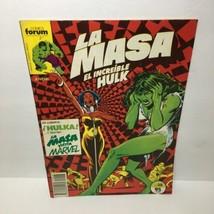 La Masa El Increible Hulk #28 95 PTAS - $28.66